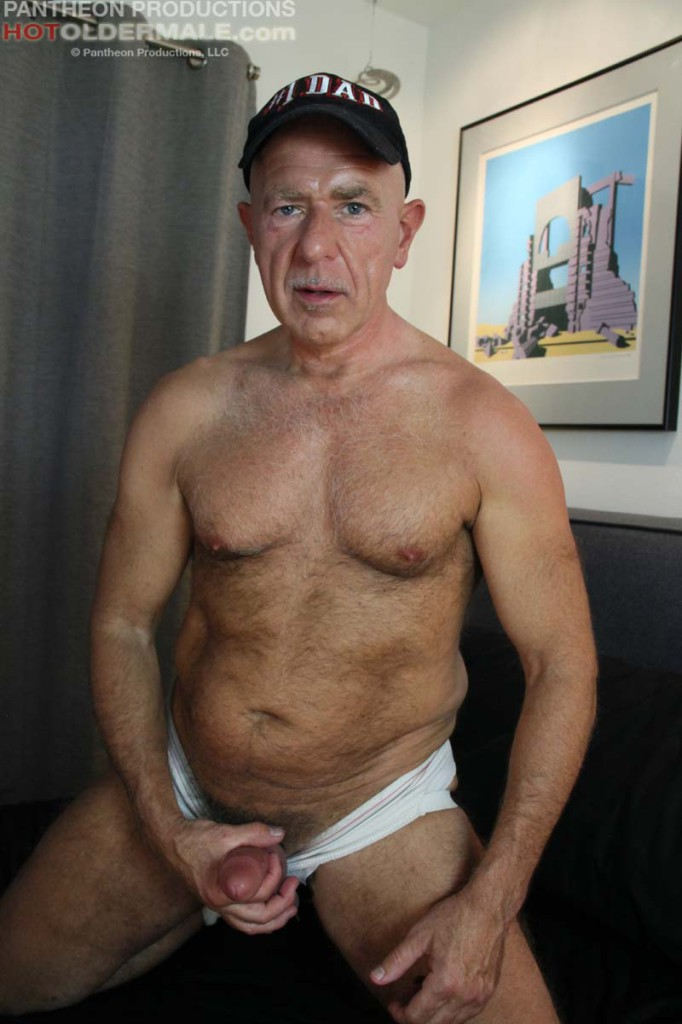 Daddy Rex Silver At Hot Older Male - Gaydemon-7604