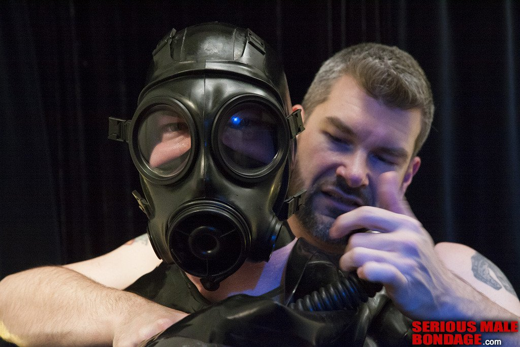 View more photos at Serious Male Bondage
