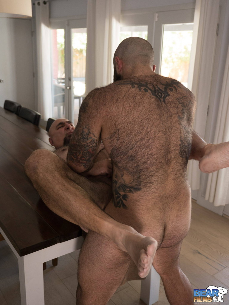 Atlas Grant And Jw Bare At Bear Films - Gaydemon-5130