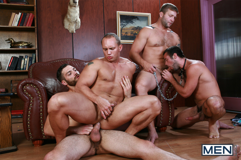 Rich orgy video