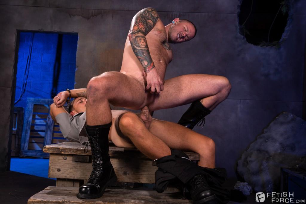 kirk cameron naked bondage