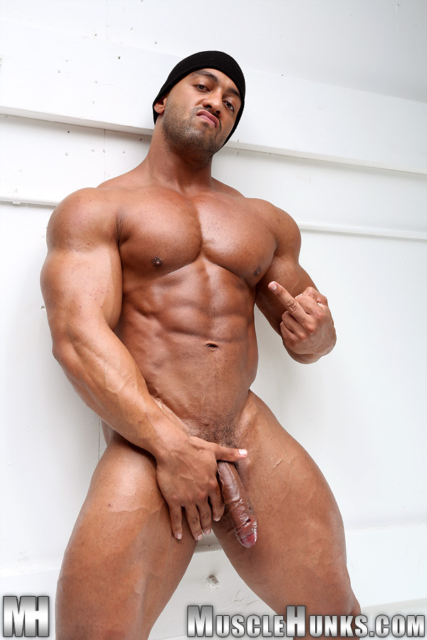 They Call Him Titan At Muscle Hunks - Gaydemon-4961
