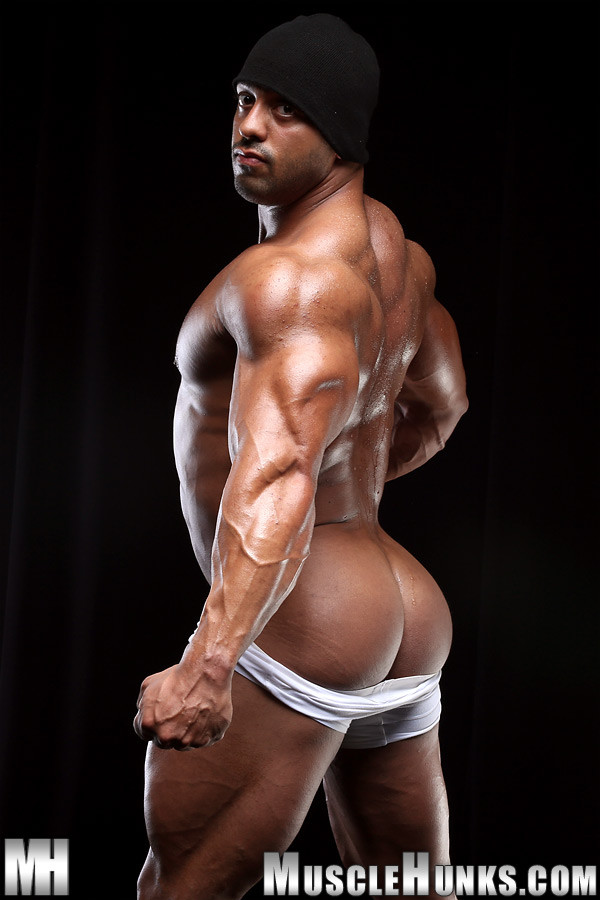 They Call Him Titan At Muscle Hunks - Gaydemon-4635