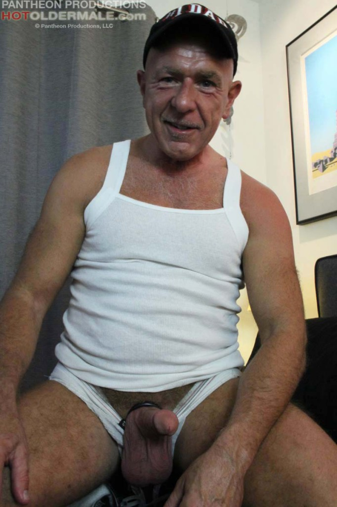 daddy rex silver at hot older male gaydemon