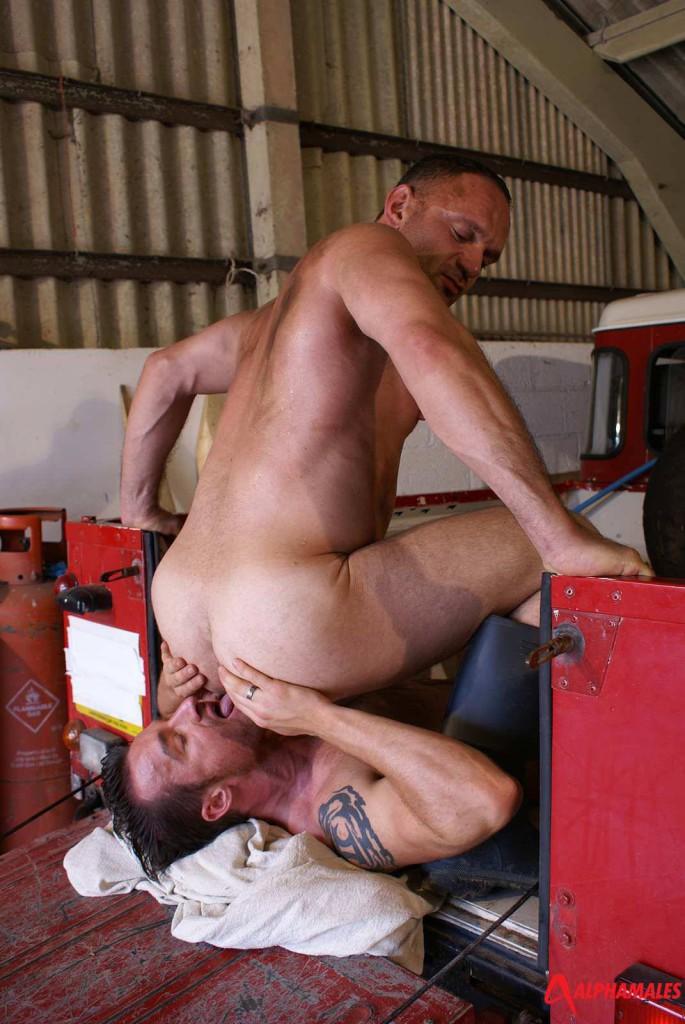 Rod Piston And Ross Hurston At Alpha Males - Gaydemon-8152