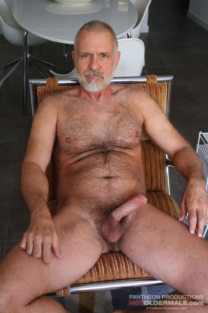 Allen Silver At Hot Older Male - Gaydemon-9463
