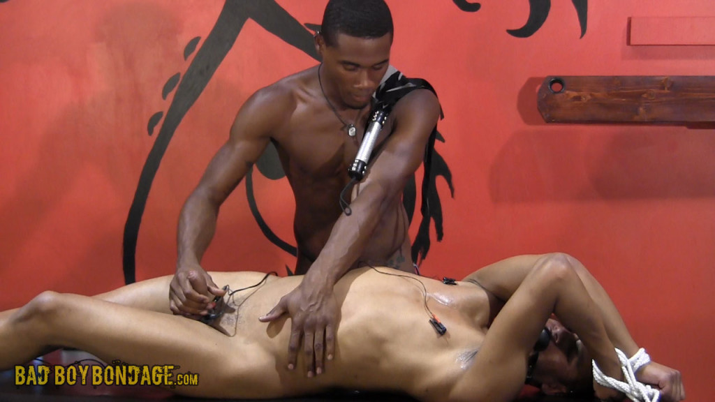Bondage gallery gay male