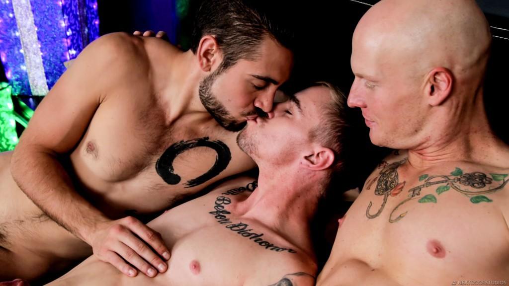 Resultado de imagem para Next Door Buddies - Ryan Jordan, Dante Colle & Roman Eros porn