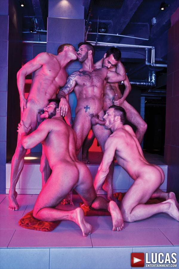 bisexual gangbang porn Free