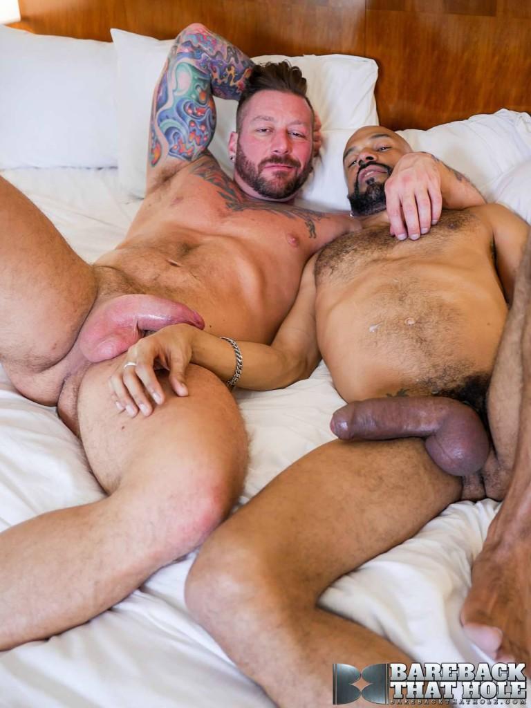 cum eating orgy