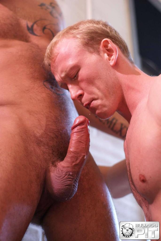 Ben Taylor And Matthieu Paris At Bulldog Pit - Gaydemon-9810