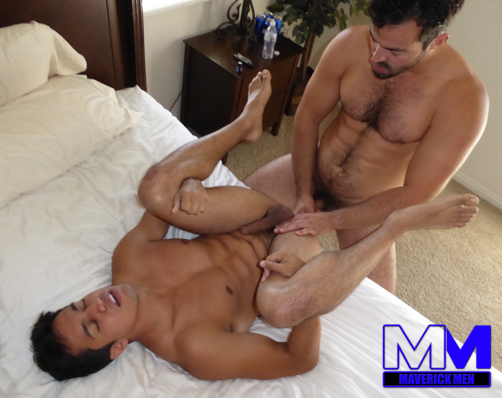 Latin men fuck