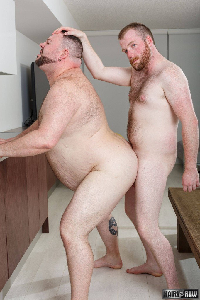 Bear Waters And Aj Pup At Hairy And Raw - Gaydemon-4970