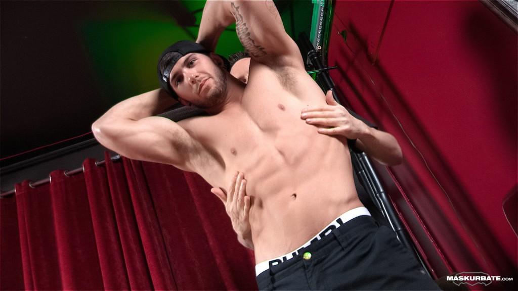 Stripper Chuck At Maskurbate - Gaydemon-5233
