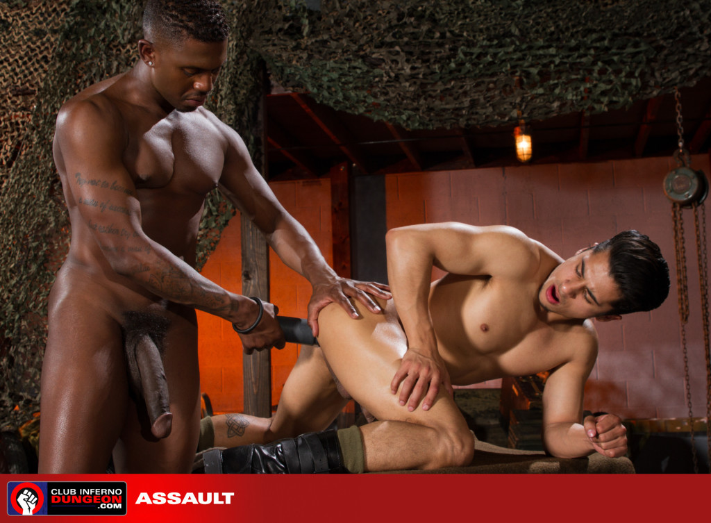 Armond Rizzo Krave Moore Club Inferno Dungeon Nasty