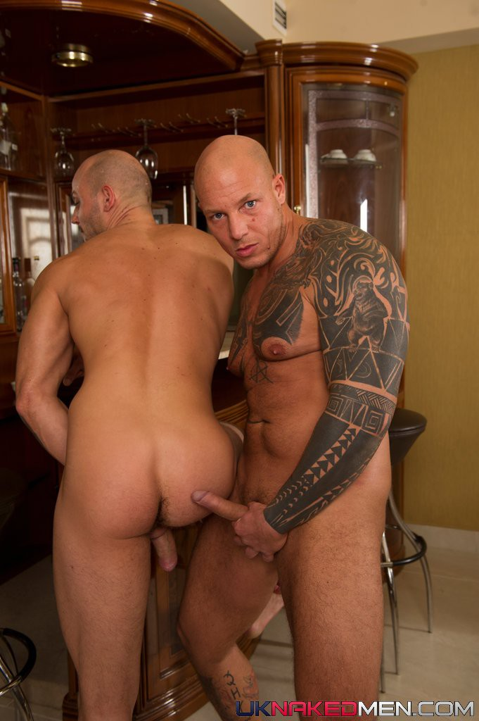 Joe Justice  Devil Fuck At Uk Naked Men - Gaydemon-6293