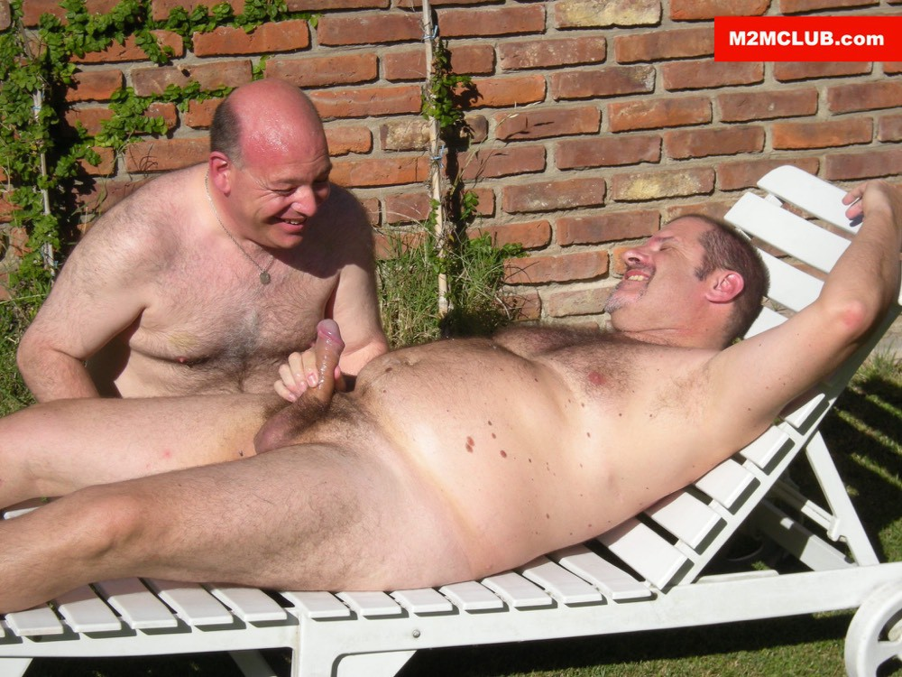 Bigger Bear At M2M Club - Gaydemon-9753