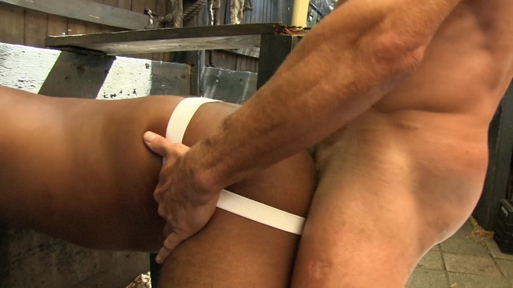Donny Ray  Daddy Peter Fulton At Bareback Me Daddy - Gaydemon-8853