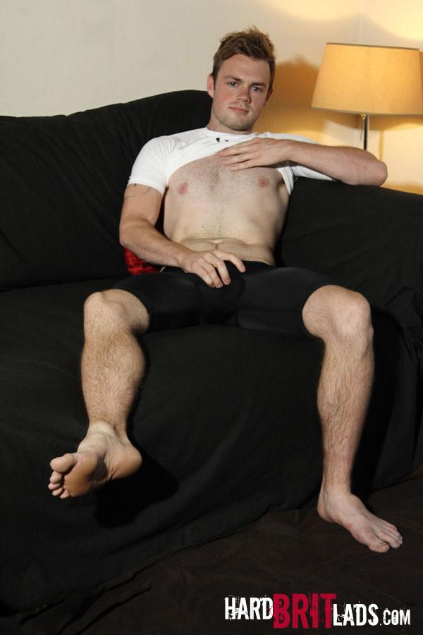 Bisexual Brit Wearing Lycra - Gaydemon-9548