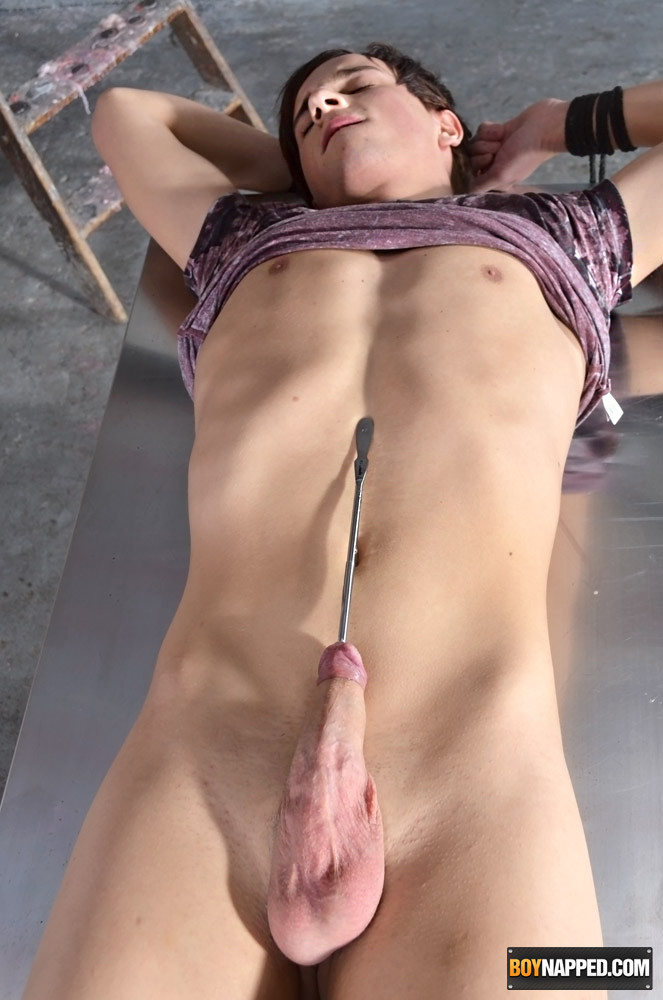 Bdsm slave gets cock shoved deep in throat 10