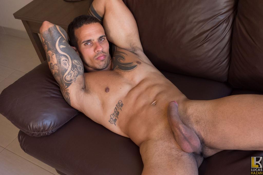 Brazilian Hunk Marcos At Lucas Kazan - Gaydemon-8147