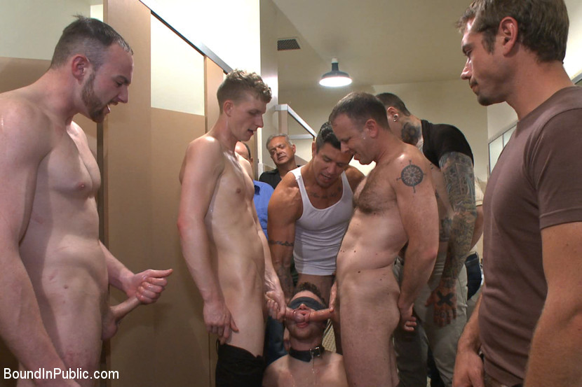 Leo Sweetwood At Bound In Public - Gaydemon-9038