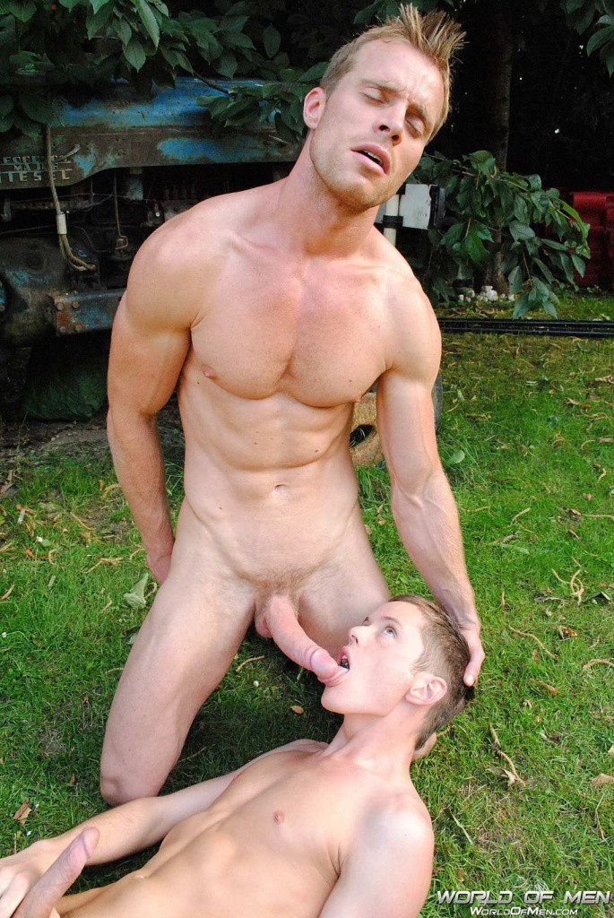 Countryside Vacation Hunk On Twink Fuck - Gaydemon-8632