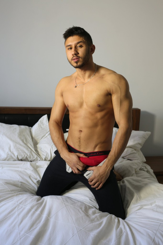 Morrocan Stud Malik At Men Of Montreal - Gaydemon-3246