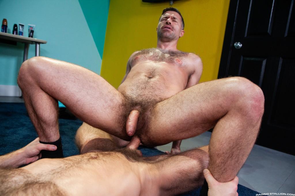 Big dick muskel homoseksuel porno