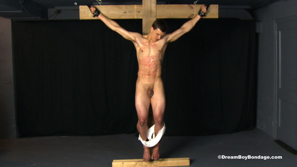 Gay male bondage video s/m
