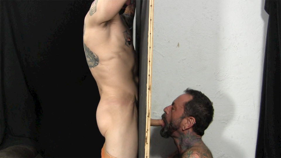 ace s glory hole blowjob at straight fraternity gay tube