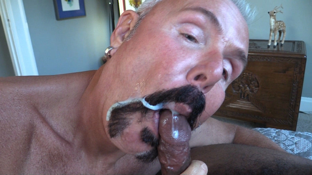 Ebony gay creampies