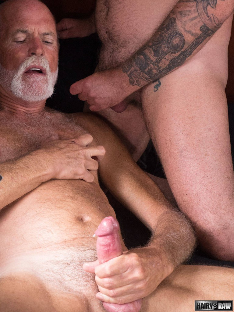 Hart Caldwell And Adam Knocksville At Hairy And Raw - Gaydemon-7683