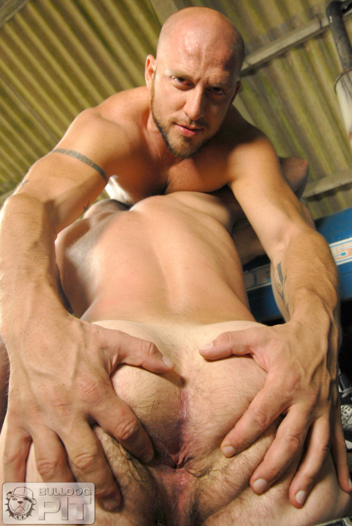 Butch Grand And Aitor Crash Fist In Barn - Gaydemon-9068