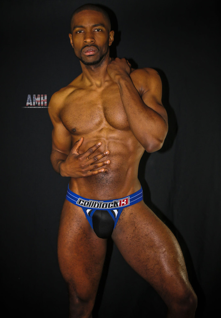 Lawrence Portland At American Muscle Hunks - Gaydemon-1841