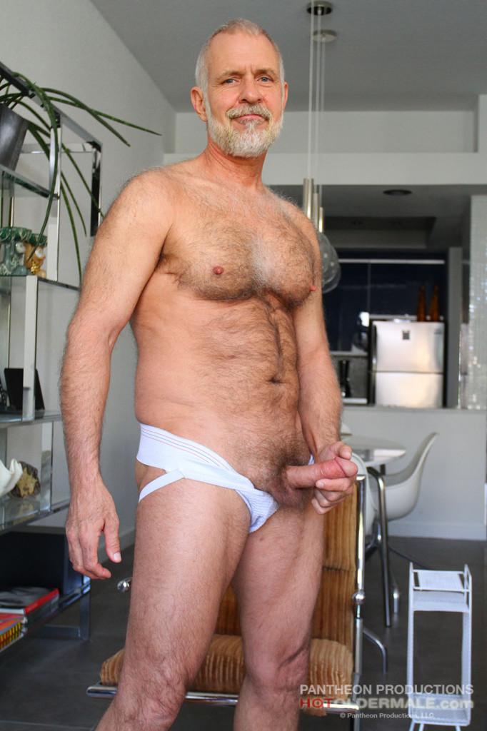 Allen Silver At Hot Older Male - Gaydemon-8711