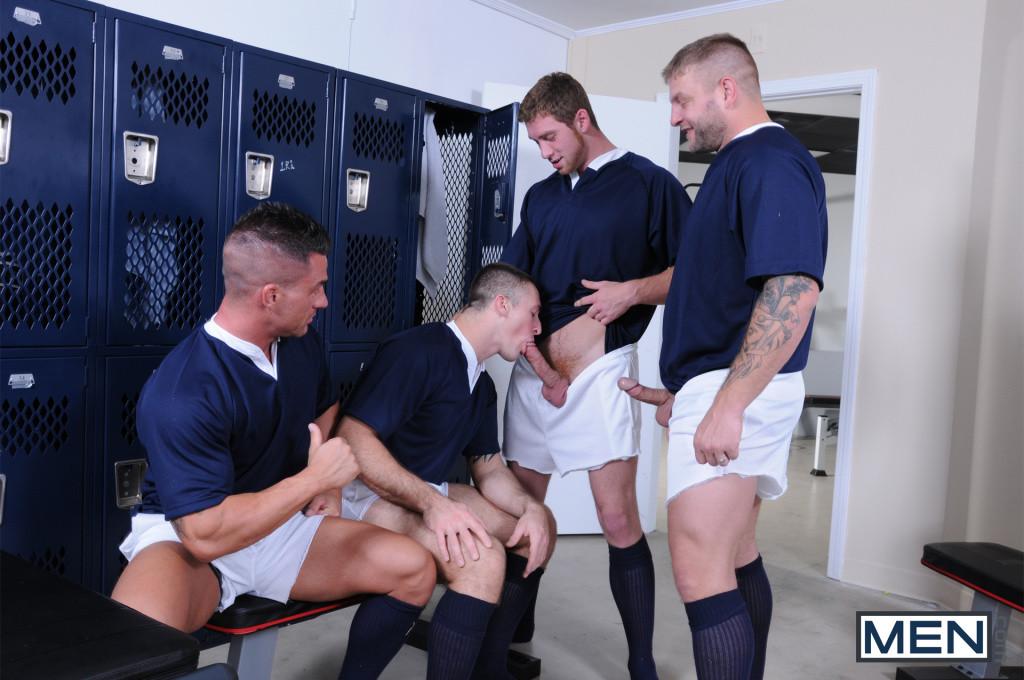 Gay rugby gang bang pics 901