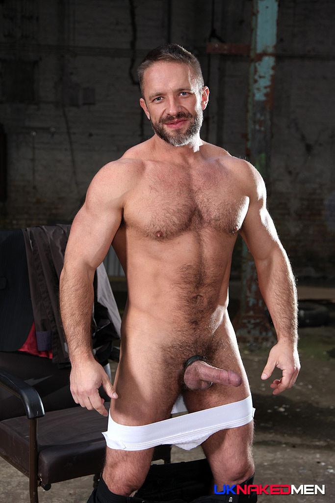 Mature Man And Stunning Jock Wrestle - Gaydemon-5729