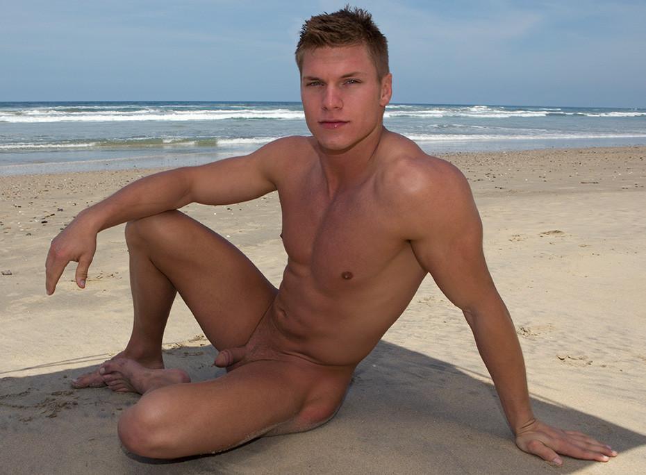 gaydemon naked beach