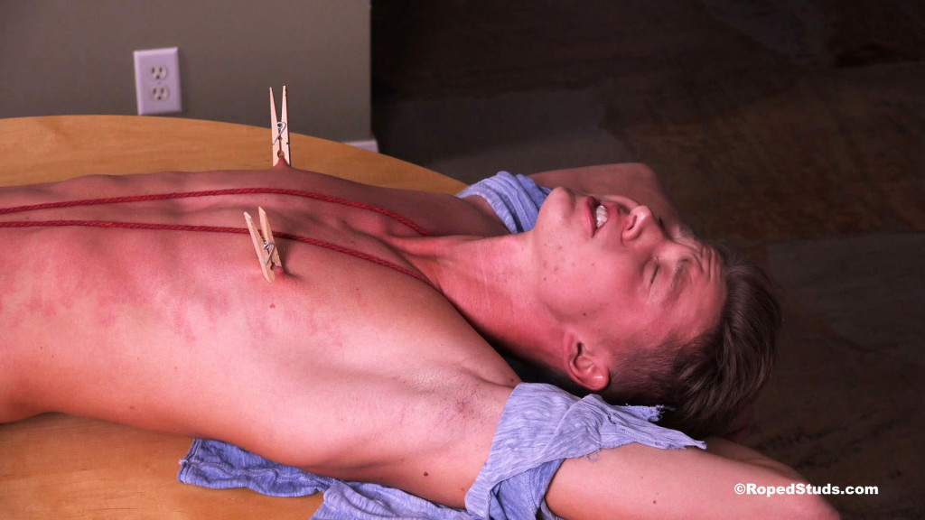 Alexei - Part 2 At Roped Studs - Gaydemon-2614
