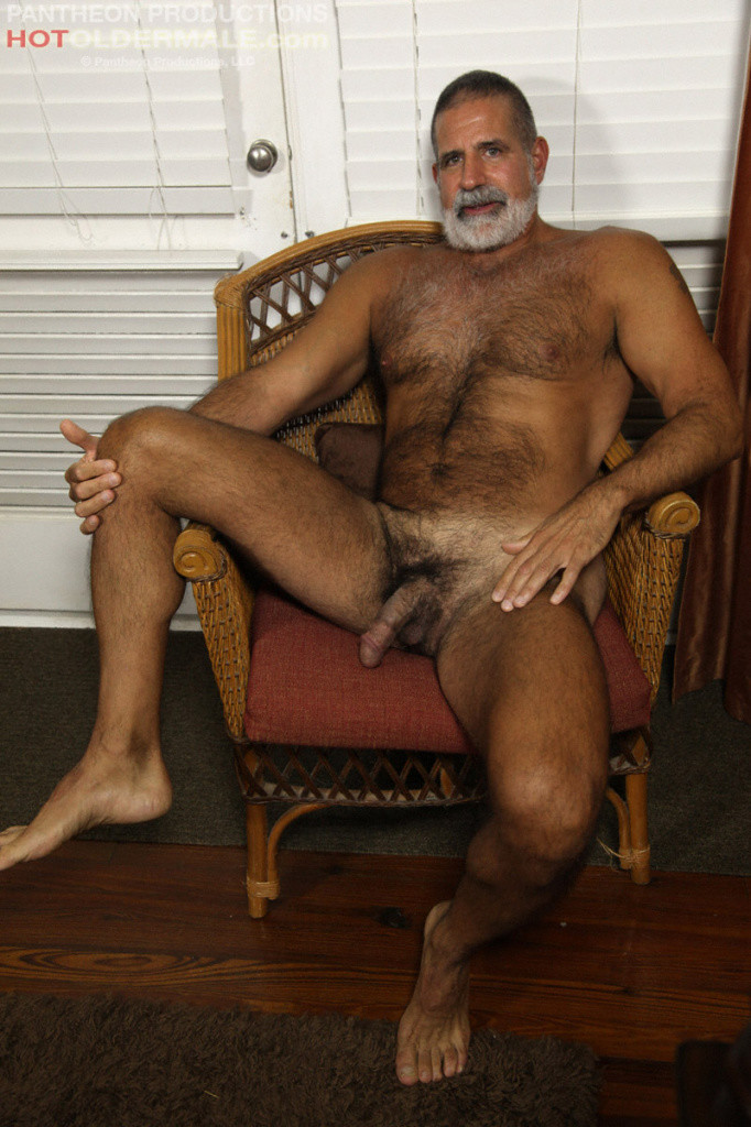 Hairy Daddy Zak Powers - Gaydemon-3708