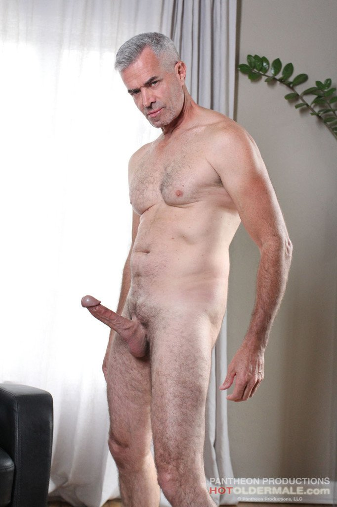 Derek Anthony At Hot Older Male - Gaydemon-3858