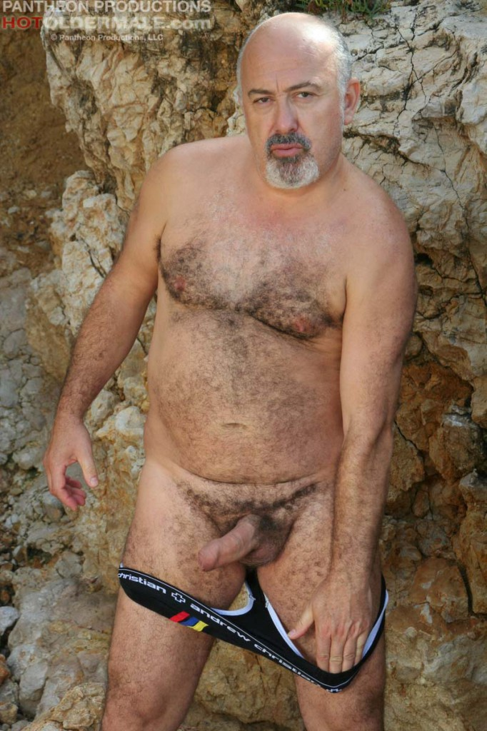 old mature nude men