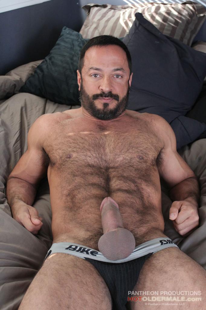 Vinnie Stefano At Hot Older Male - Gaydemon-4406