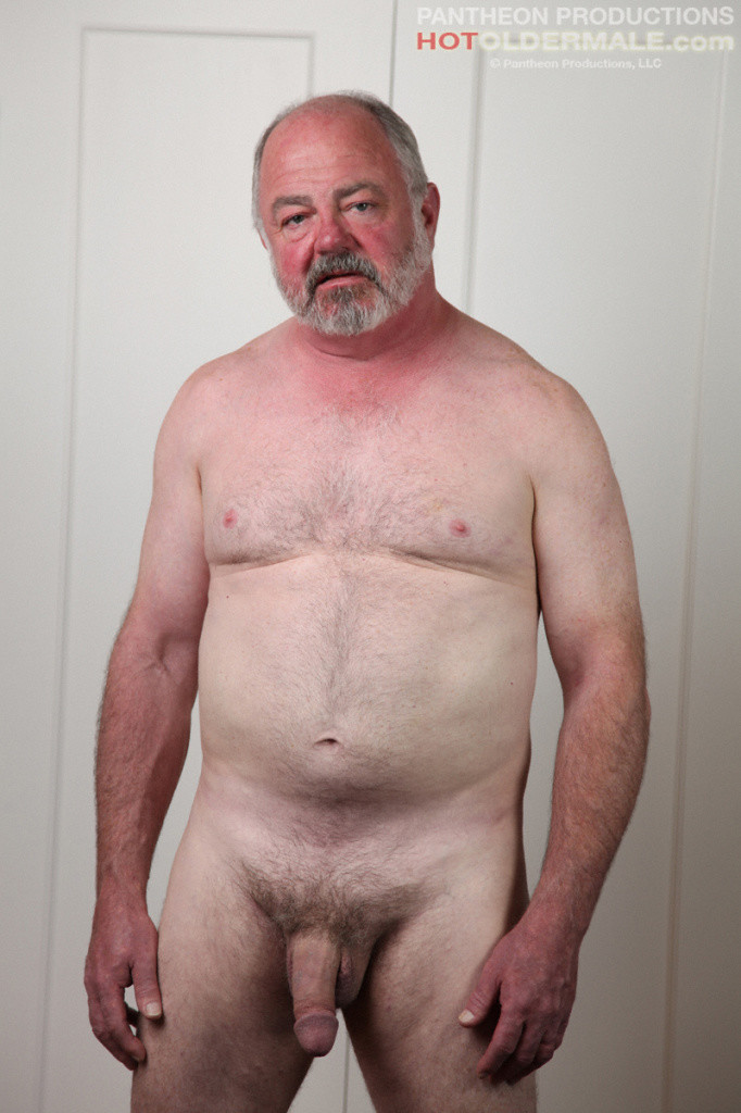 Silver Daddy Can Cum 3 Times A Day - Gaydemon-5440