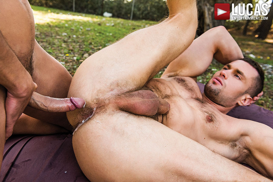 Stas Landon Og Javi Velaro Hos Lucas Entertainment - Gaydemon-9452