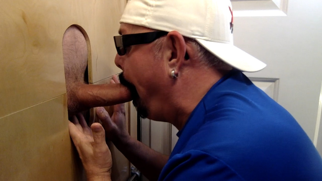 Glory hole hook ups