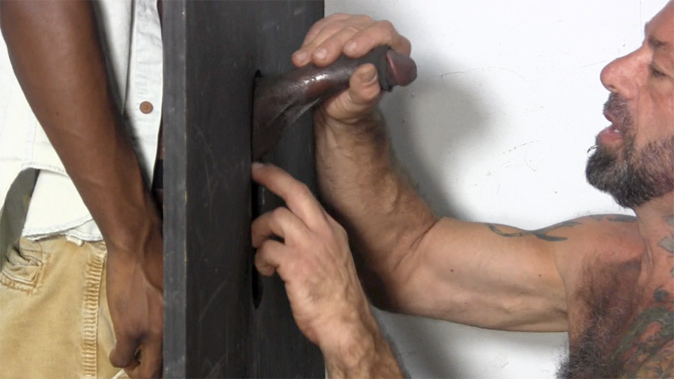 free glory hole vid