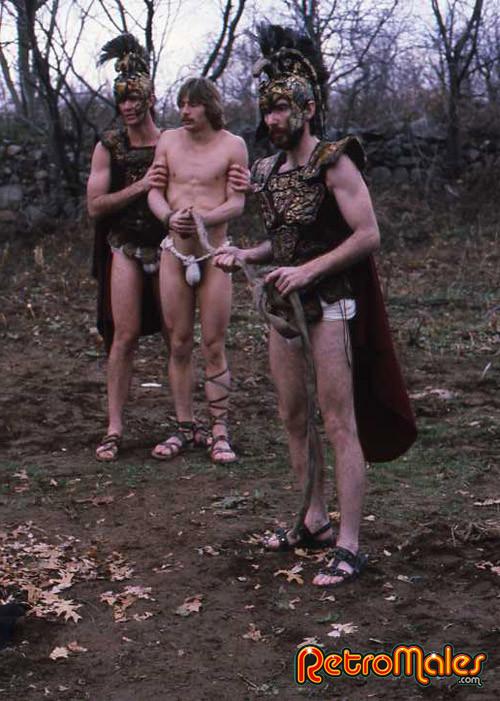 Eric Ryan In Centurians Of Rome At Retro Males - Gaydemon-9336
