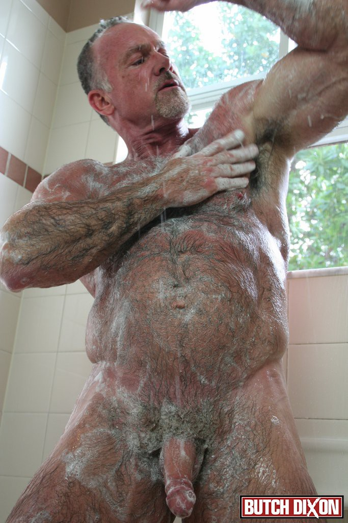 Hairy older mens nude pics